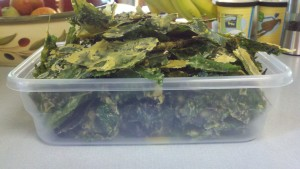 best kale chip recipe for junk food addicts